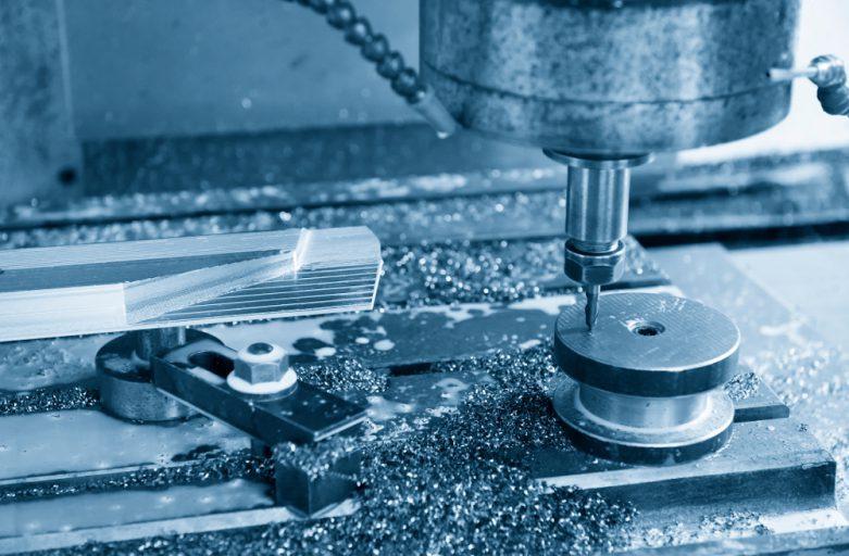 wiercenie CNC